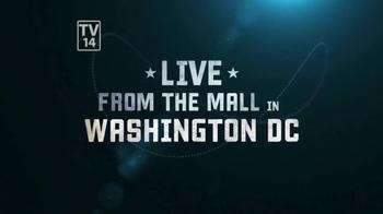 HBO TV Spot, 'The Concert for Valor' - Thumbnail 2