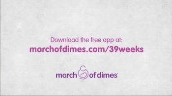 March of Dimes TV Spot, 'Selfies' - Thumbnail 9