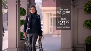 Ross Sweater Event TV Spot, 'Brands you Love' - Thumbnail 8
