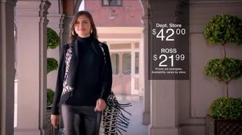 Ross Sweater Event TV Spot, 'Brands you Love' - Thumbnail 9