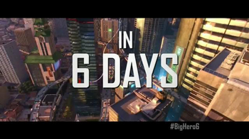 Big Hero 6 - Alternate Trailer 41