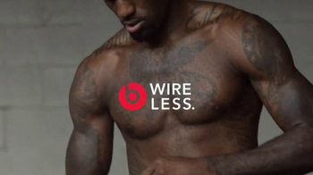 Beats Powerbeats2 Wireless TV Spot, 'Ain't No Game' Feat. LeBron James - 519 commercial airings
