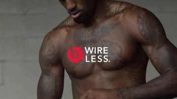 Beats Powerbeats2 Wireless TV Spot, 'Ain't No Game' Feat. LeBron James