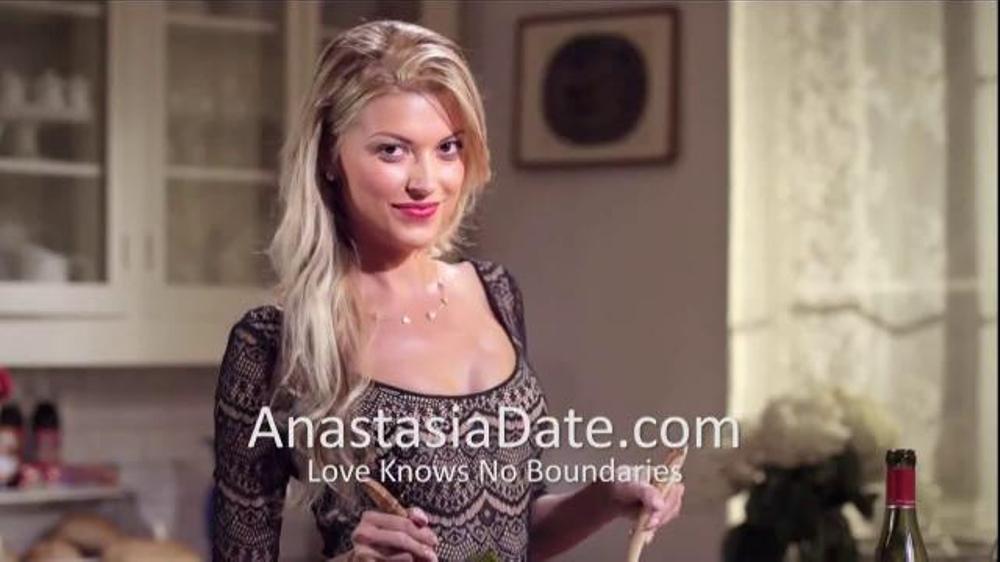 Anastasia dating commercial girl