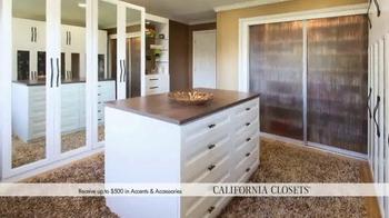 California Closets Holiday Accents Saving Event TV Spot - Thumbnail 6