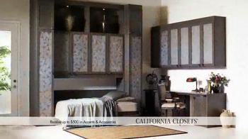 California Closets Holiday Accents Saving Event TV Spot - Thumbnail 7