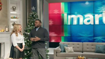 Walmart TV Spot, 'Gift List' Feat. Anthony Anderson and Melissa Joan Hart - Thumbnail 1