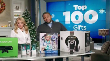 Walmart TV Spot, 'Gift List' Feat. Anthony Anderson and Melissa Joan Hart - Thumbnail 4