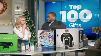 Walmart TV Spot, 'Gift List' Feat. Anthony Anderson and Melissa Joan Hart - Thumbnail 7