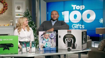 Walmart TV Spot, 'Gift List' Feat. Anthony Anderson and Melissa Joan Hart - Thumbnail 9