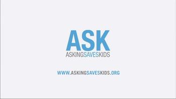 The ASK Campaign TV Spot, 'Conversations' - Thumbnail 5