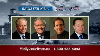 Weekly Standard 20th Anniversary Summit TV Spot, 'Register Today!' - Thumbnail 9