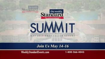 Weekly Standard 20th Anniversary Summit TV Spot, 'Register Today!' - Thumbnail 2