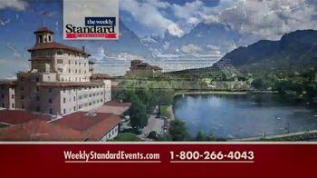 Weekly Standard 20th Anniversary Summit TV Spot, 'Register Today!' - Thumbnail 8