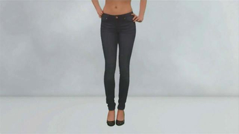 Slim 'n Lift Caresse Jeans TV Spot - Thumbnail 1