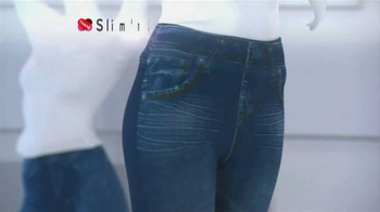 Slim 'n Lift Caresse Jeans TV Spot - Thumbnail 2