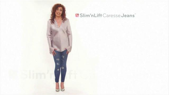 Slim 'n Lift Caresse Jeans TV Spot - Thumbnail 4