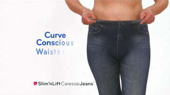 Slim 'n Lift Caresse Jeans TV Spot - Thumbnail 7