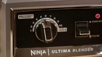 Ninja Ultima Blender TV Spot, 'Cooking 101' - Thumbnail 8