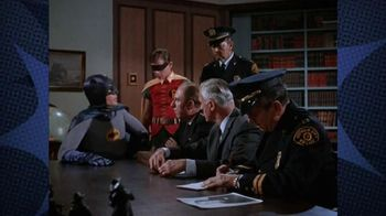 Batman TV Series Blu-ray and DVD TV Spot - Thumbnail 1