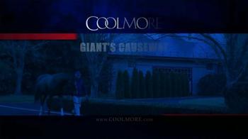 Coolmore America Giant's Causeway TV Spot, 'Superstars' - Thumbnail 8