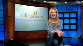 Safe Horizon TV Spot, 'Save a Life' Featuring Stephanie March - Thumbnail 1