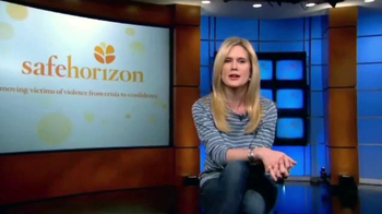 Safe Horizon TV Spot, 'Save a Life' Featuring Stephanie March - Thumbnail 4
