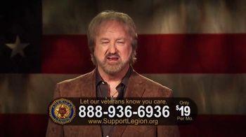 The American Legion TV Spot, 'Forgotten Vets'