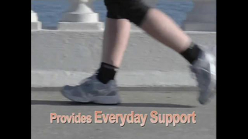 CopperWear Ankle TV Spot, 'Relief' - Thumbnail 7