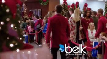 Belk TV Spot, 'Santa Baby: Ho, ho, WOAH!' - Thumbnail 1