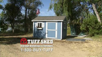 Tuff Shed Year End Clearance Sale TV Spot, 'Moves by Tuff Shed' - Thumbnail 7