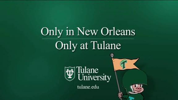 Tulane University TV Spot, 'Welcome to Our World' - Thumbnail 9