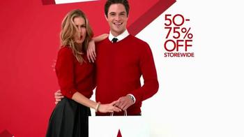 Macy's Super Saturday Sale TV Spot, 'Save Storewide!' - Thumbnail 4
