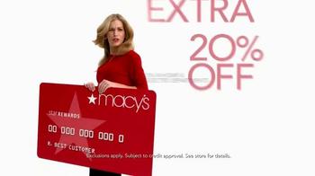 Macy's Super Saturday Sale TV Spot, 'Save Storewide!' - Thumbnail 5