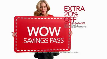 Macy's Super Saturday Sale TV Spot, 'Save Storewide!' - Thumbnail 7