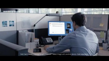 Dell Venue 8 Tablet TV Spot, 'Connect in Unexpected Ways' - Thumbnail 3