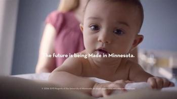 University of Minnesota TV Spot, 'The Most Important Discovery' - Thumbnail 8