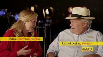 Dickey's BBQ TV Spot, 'No Gimmicks Holiday' - Thumbnail 2