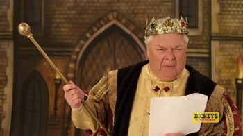 Dickey's BBQ TV Spot, 'No Gimmicks Holiday'