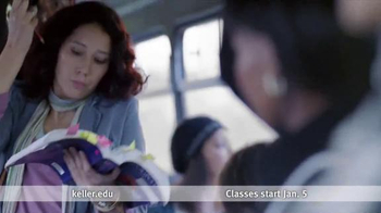 DeVry University Keller Graduate School TV Spot, 'Your Moment'