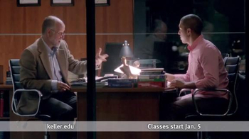 DeVry University Keller Graduate School TV Spot, 'Your Moment' - Thumbnail 6