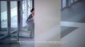 DeVry University Keller Graduate School TV Spot, 'Your Moment' - Thumbnail 8