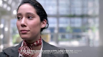 DeVry University Keller Graduate School TV Spot, 'Your Moment' - Thumbnail 9