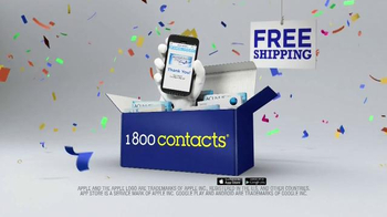 1-800 Contacts TV Spot, 'Toothpaste' - Thumbnail 8