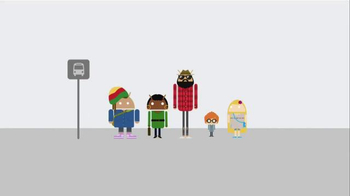Android TV Spot, 'Bus Stop' - Thumbnail 1