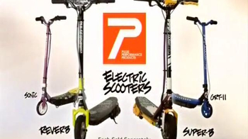 Pulse Performance Products Electric Scooters TV Spot - Thumbnail 9
