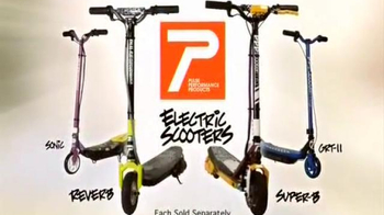 Pulse Performance Products Electric Scooters TV Spot