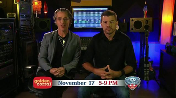 Golden Corral TV Spot, 'Military Appreciation Monday' - Thumbnail 10