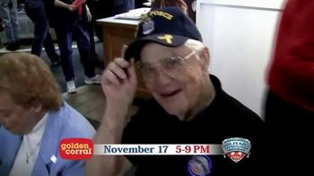 Golden Corral TV Spot, 'Military Appreciation Monday' - Thumbnail 6