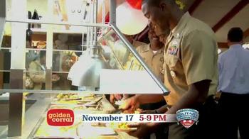 Golden Corral TV Spot, 'Military Appreciation Monday' - Thumbnail 7